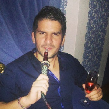 Pedro Acutor, 29, Barcelona, Spain