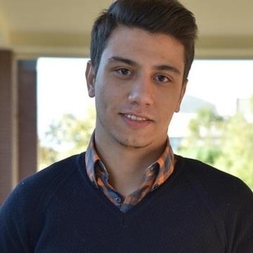 Kemal Tasdeniz, 22, Jonkoping, Sweden