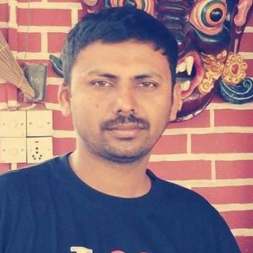 Madan Dahal, 35, Kathmandu, Nepal