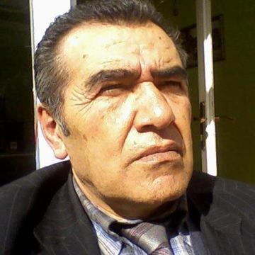 Nihat Ugur, 61, Trebizond, Turkey