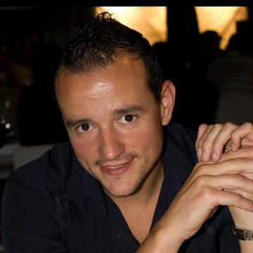 Mark Lenders, 35, Marratxi, Spain