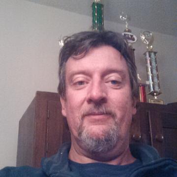 Mike Etzel, 49, Cedar Rapids, United States