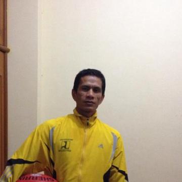 Syafri Hijar, 40, Padang, Indonesia