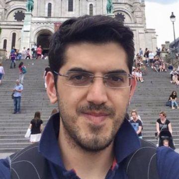 arif, 27, Istanbul, Turkey