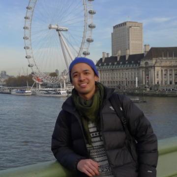 Jerwin Vergara, 28, Sint-Niklaas, Belgium