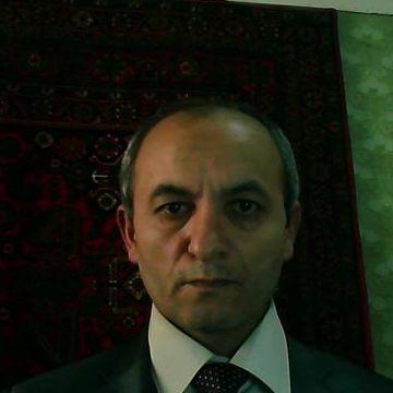 Rafayel Babayev, 55, Baku, Azerbaijan