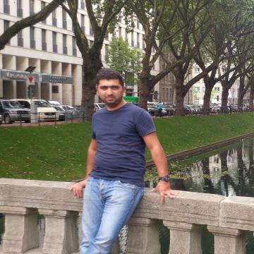 Javid Zeynalli, 30, Baku, Azerbaijan