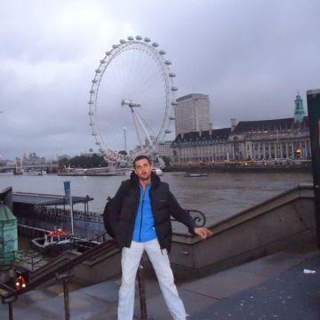 Constantin, 32, London, United Kingdom