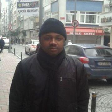 Poshman, 37, Istanbul, Turkey