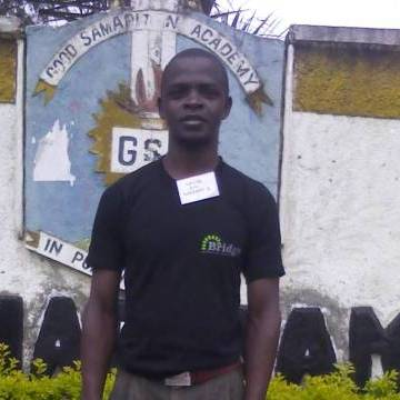 DAVID FANUEL MUKABI, 38, Nairobi, Kenya
