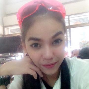 Julie Amsden, 26, Bangkok, Thailand
