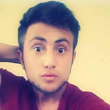 Furkan Özcan, 21, Kahramanmaras, Turkey