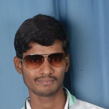 Rajendra Karam, 24, Vijayawada, India