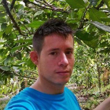 Diego Arana, 32, Medellin, Colombia