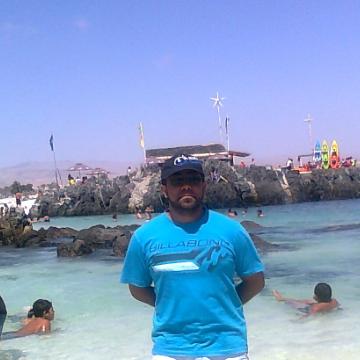 Cristian Rivas, 33, San Antonio, Chile