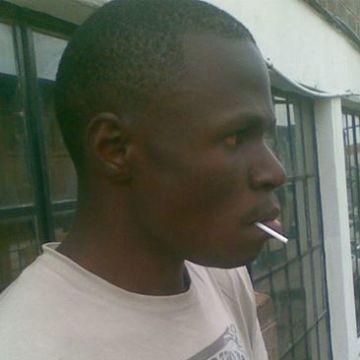 edwin waff, 26, Nairobi, Kenya