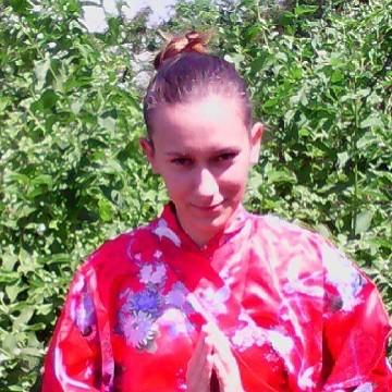 Tanya Yahno, 20, Zaporozhe, Ukraine