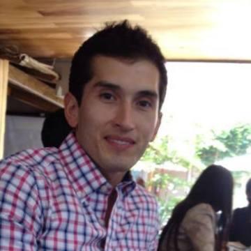 Sergio López, 28, Tunja, Colombia