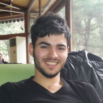 Şener, 23, Izmir, Turkey