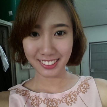 Yying Boromsuk, 23, Kabin Buri, Thailand