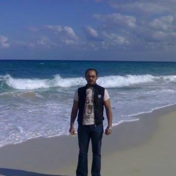 Ahmed Ibraheem, 33, Cairo, Egypt