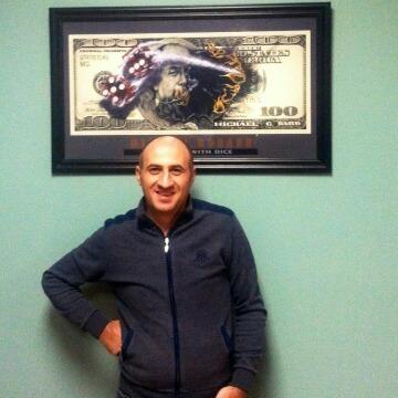 Armen Stepanyan, 34, Glendale, United States