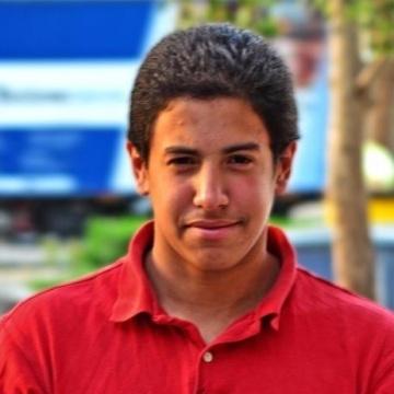 figzo , 21, Cairo, Egypt