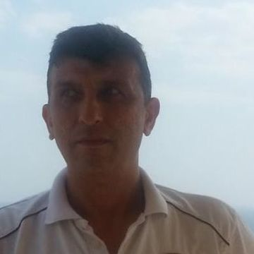 Fatih Şendil, 49, Antalya, Turkey