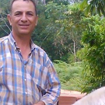 Rene La Rotta Gallego, 54, Bogota, Colombia