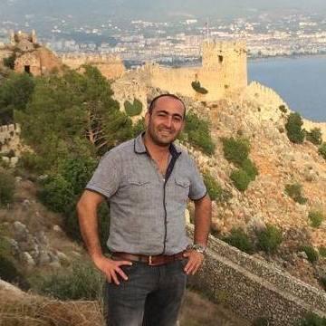 Soner Sözdinler, 31, Alanya, Turkey