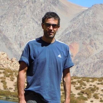 Nicolás, 41, Santiago, Chile