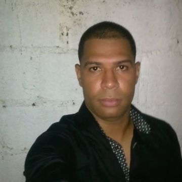 Luis Disla, 30, Santo Domingo, Dominican Republic