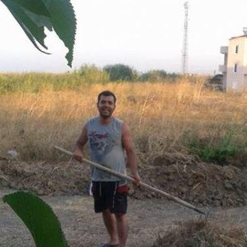 Caner Mert, 32, Ankara, Turkey