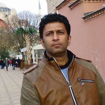 ahmed, 43, Istanbul, Turkey