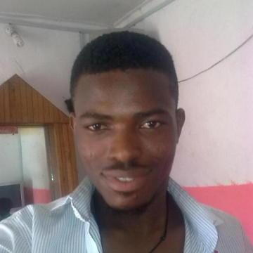 alfred ola, 26, Lagos, Nigeria