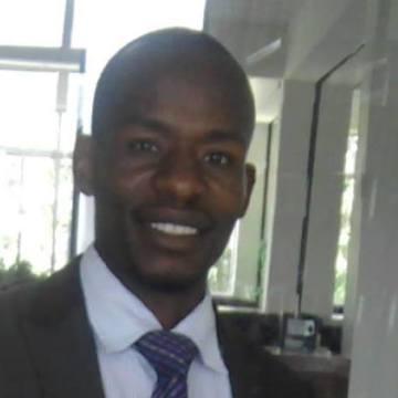 Job Mwakibinga, 33, Dar Es Salam, Tanzania
