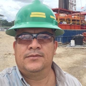 Lenin Rudas, 47, Puerto Asis, Colombia