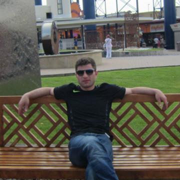 giorgi, 28, Manchester, United States