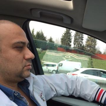 Enes, 32, Istanbul, Turkey