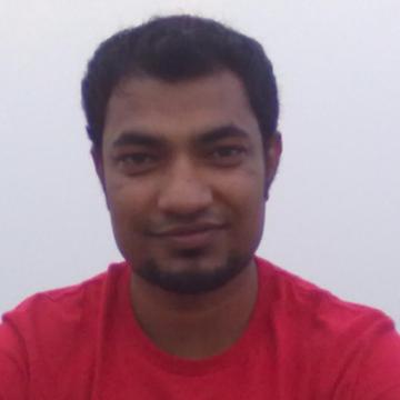 tusher, 30, Dhaka, Bangladesh