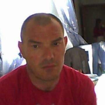 Alfio Rubino, 48, Catania, Italy