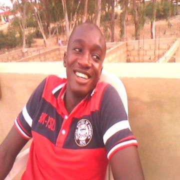 kane adama, 28, Dakar, Senegal