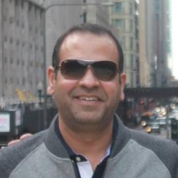 Faizan Kalim, 40, Karachi, Pakistan