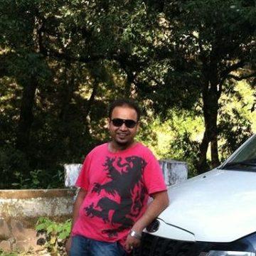 Vaibhav, 31, Seattle, United States