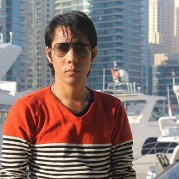 Imlal Gurung, 35, Dubai, United Arab Emirates