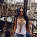 Kristina  Matveeva, 25, Mumbai, India