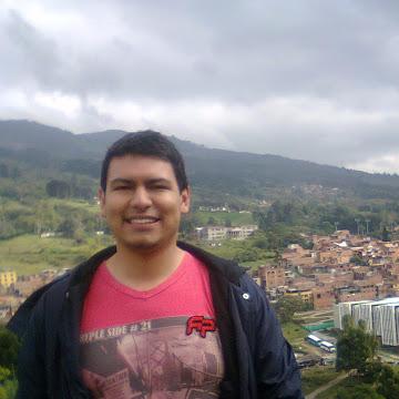 Phill Meneses, 31, Medellin, Colombia