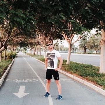 Moe, 33, Dubai, United Arab Emirates
