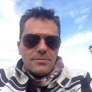 Luca Lanfredi, 46, Borgosatollo, Italy