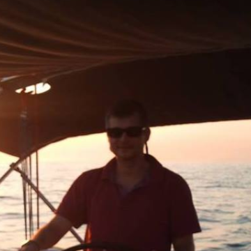 Mehmet Yazgan, 41, Istanbul, Turkey
